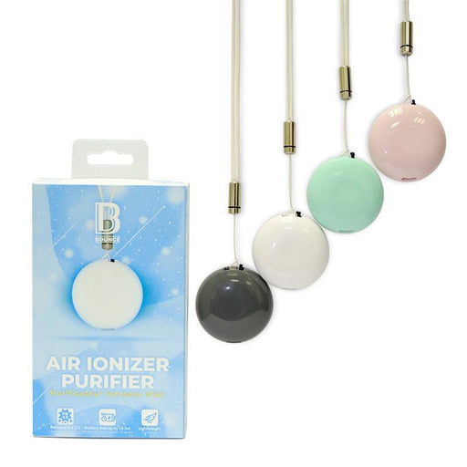 Air Ionizer & Purifier Pendant - Pink