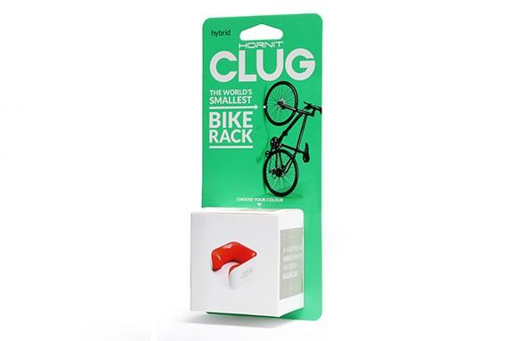 Clug Hybrid The Worlds Smallest Bike Rack : fits tires 32mm-43mm