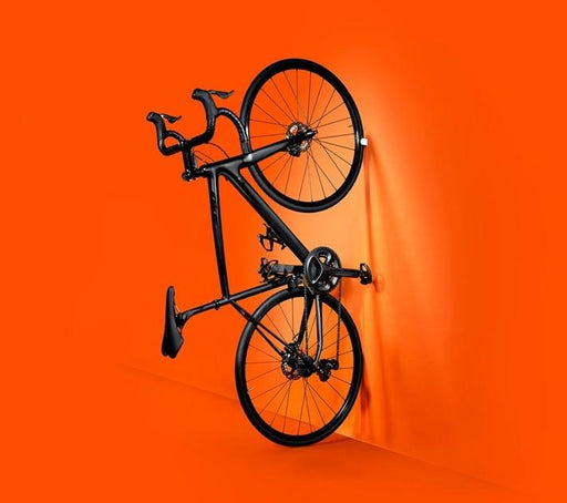 Clug Roadie The Worlds Smallest Bike Rack - Fits tires 23mm-32mm 12 month warranty applies Hornit