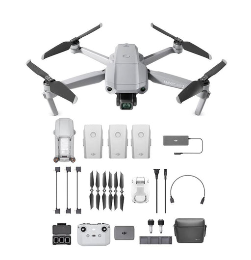 DJI Mavic Air 2 Fly More Combo 12 month warranty applies DJI