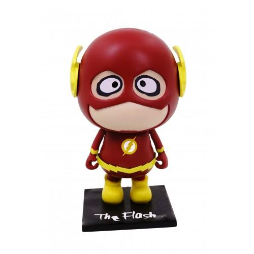 "DC Comics Justice League 4"" Pop Culture Vinyl Figure - The Flash 3 month warranty applies Justice League"