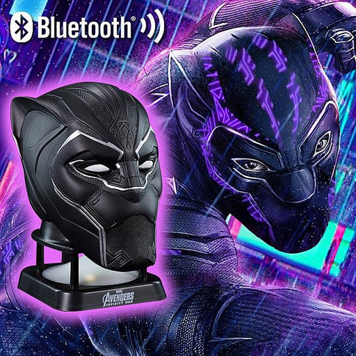 Avengers Black Panther Mini Bluetooth Speaker - Marvel