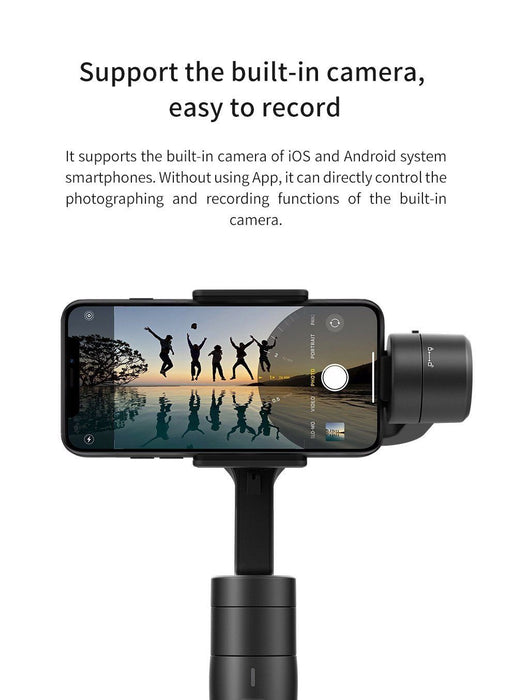 FeiyuTech Vimble 2S 3-Axis Handheld Gimbal - for Smart Phones