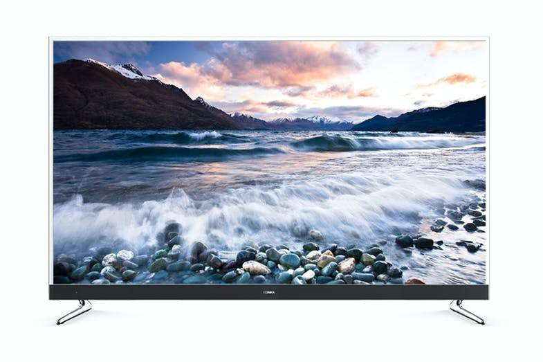 "KONKA 55"" 4K Smart TV (NEW model Series 776) 12 month warranty applies Tech Outlet"