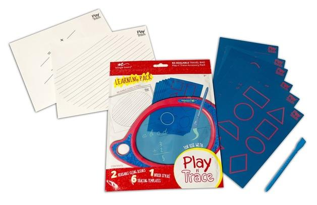 Play And Trace Activity Pack - Learning Pack