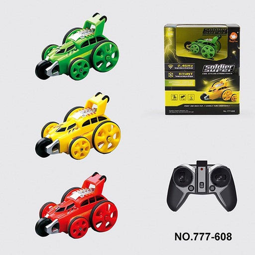 Mini RC Stunt Car : Amazing Speed & Stunts - TRANSFORM Model 3 month warranty applies Tech Outlet