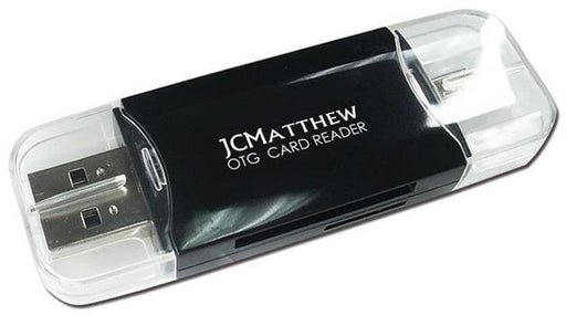 OTG Card Reader 12 month warranty applies Tech Outlet