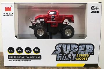 Mini RC Offroad RC Truck - Small but powerful!