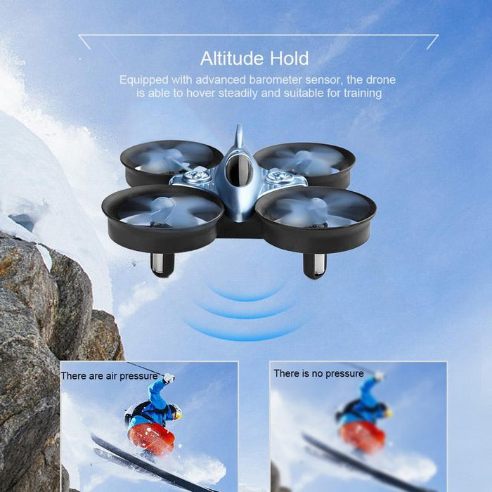 Mini Whoop style Ducted Fan Drone 3 month warranty applies Tech Outlet