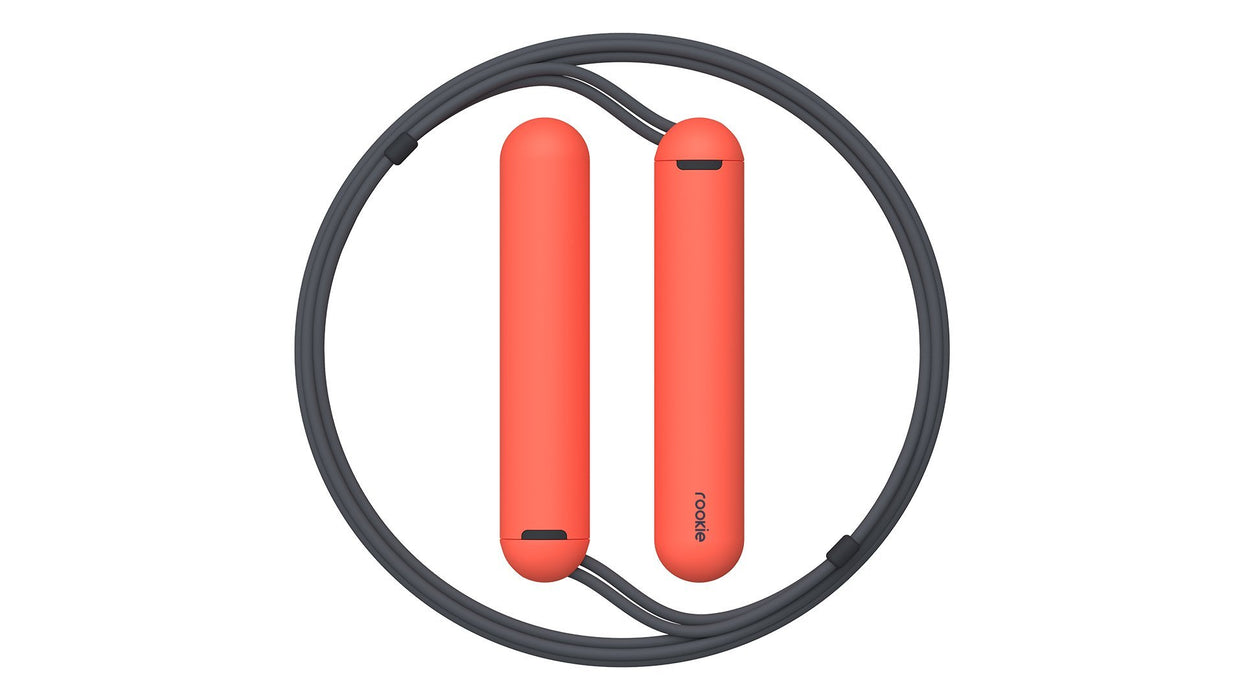 Smart rope ROOKIE - Connected Smart Jump Rope with Jump Count & Calorie Burn