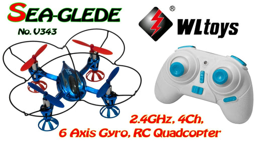 Wltoys Sea-Glede Mini Quadcopter