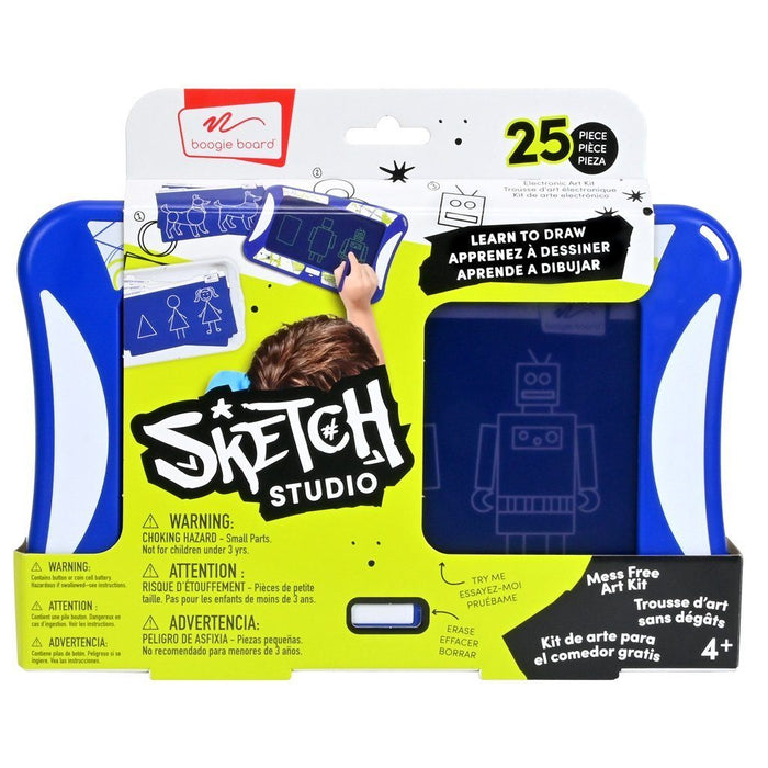 Sketch Studio: Learn to Draw Kit from Boogie Board