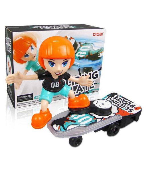 Super Skateboarder RC Toy 3 month warranty applies Tech Outlet