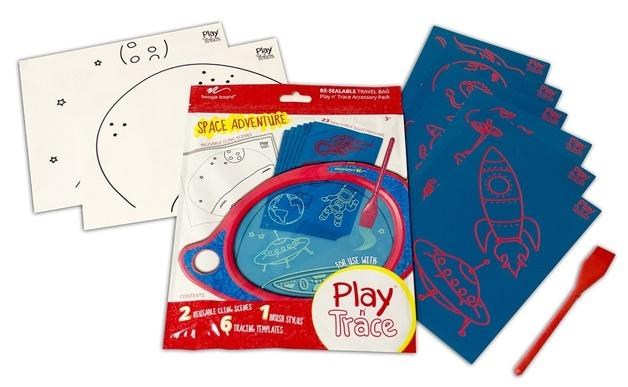 Play And Trace Activity Pack - Space Adventure