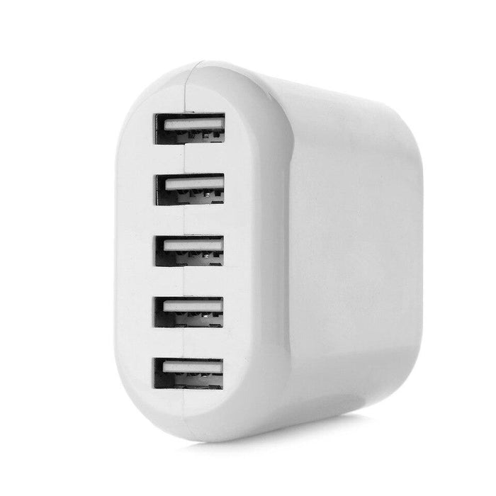 5-Port USB Smart Charger