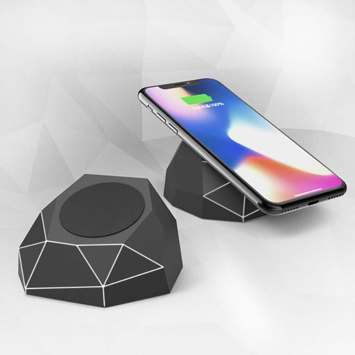 Xoopar GEO Wireless Charging Dock : Black