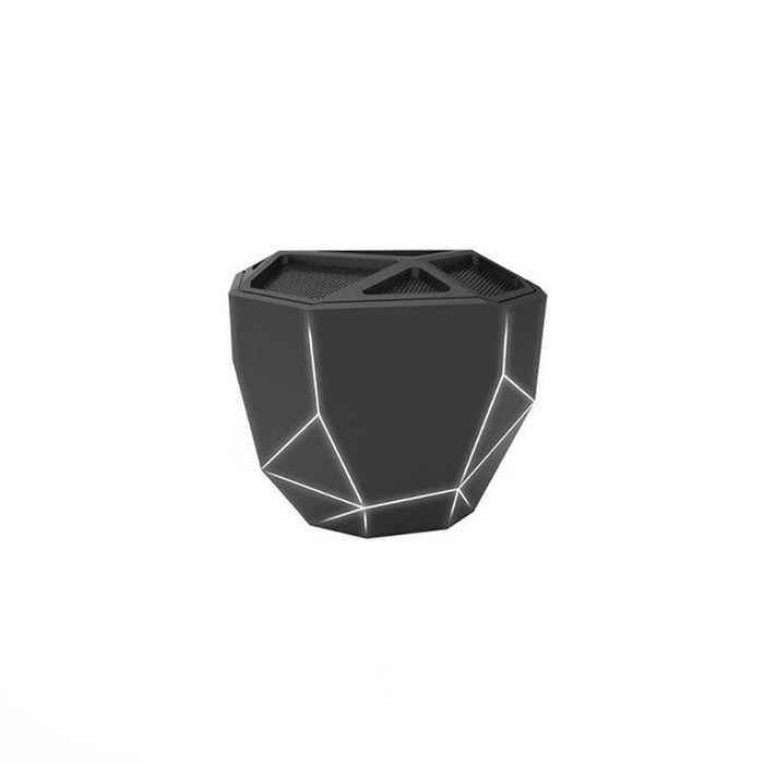 Xoopar GEO Wireless Bluetooth Speaker : Black 12 month warranty applies Xoopar
