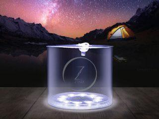 Venus Inflatable LED Lantern - Transparent