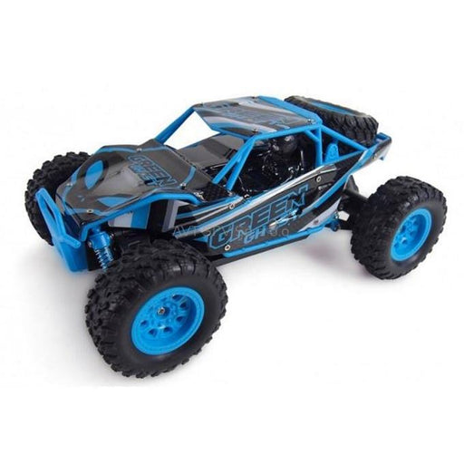 HB Toys Electric Desert Truck RC Off Roader Blue