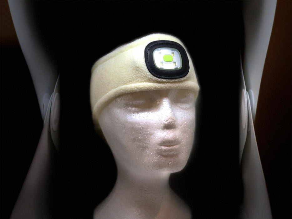 LED Headband - with High Brightness 200 Lumen output (Adult)