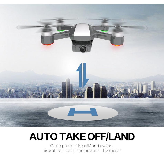 C-Fly Dream (Latest 2021 Model) with 4K Camera & Stabilized Gimbal for buttery smooth video