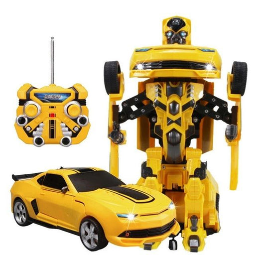 RC transformer yellow