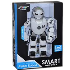 K1 Modern Remote Control ROBOT : Fights, Dances, & you can even code him!