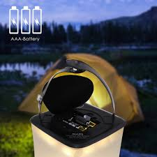 Mars Inflatable LED Outdoor Lantern - White Light