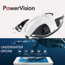 Powervision Power Ray Underwater 4K Drone - Explorer 12 month warranty applies Powervision