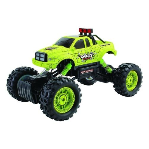 HB Toys Rock Through RC 4WD Off Roader Car Green 3 month warranty applies Tech Outlet