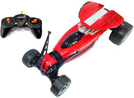 Mechanical beetle RC Stunt car 1:8 ex sample