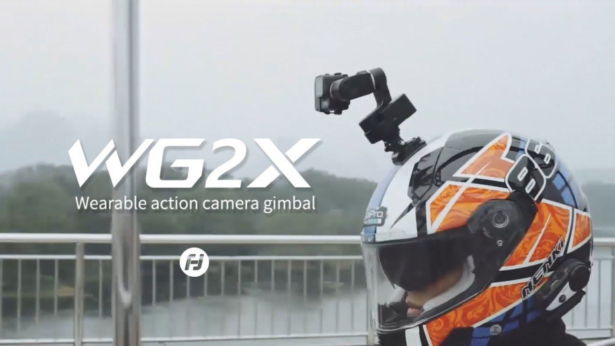 FeiyuTech WG2X Wearable Action Camera Gimbal 12 month warranty applies Feiyutech