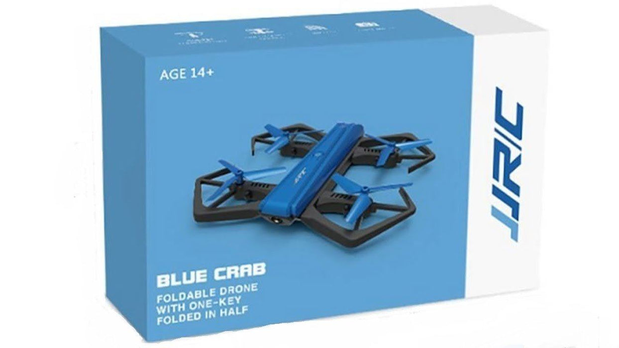 JJRC BLUE CRAB OGIE Foldable Drone with camera
