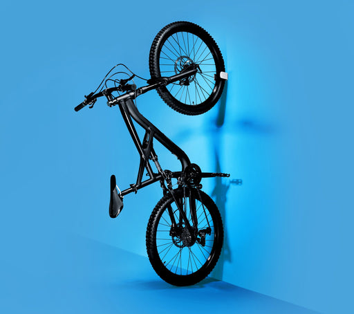 "CLUG The Worlds Smallest Bike Rack - Mountain Bike ""MTB""  : fits tyres 44mm-57mm"