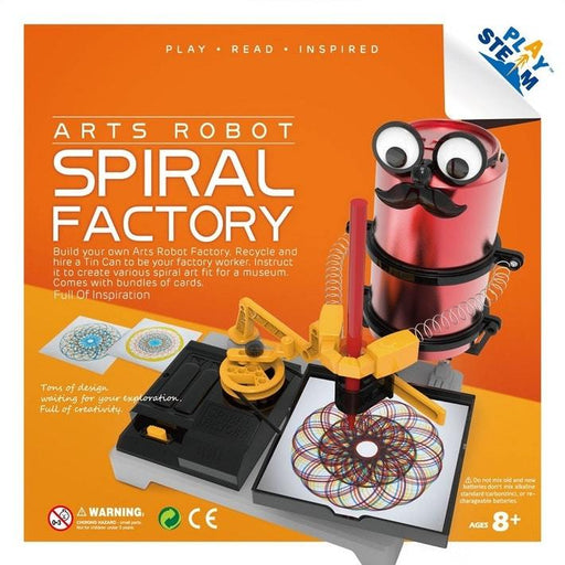 PlaySteam Spiral Factory