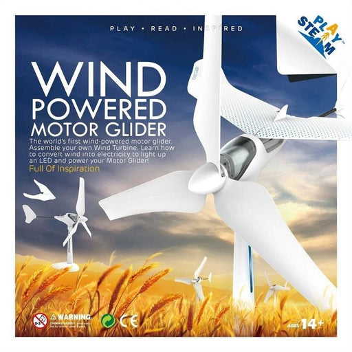 PlaySteam Wind Turbine Motor Glider