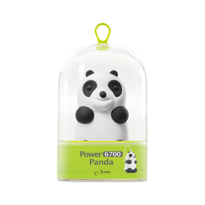 Bone Collection Panda Power 6700 Power Bank