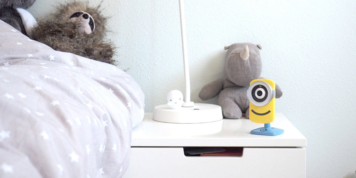 "STUART CAM: Minions ""Despicable Me"" Home Security Camera - Wireless"