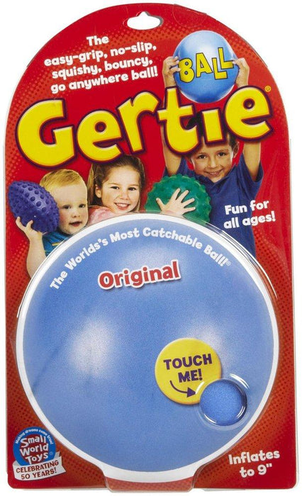 Gertie Ball - the amazing Squishy Bouncy Ball!