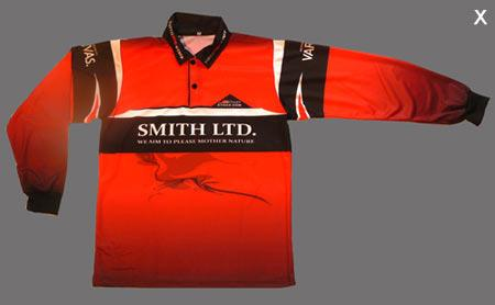 Original Smith of Japan Fishing Shirt (L)