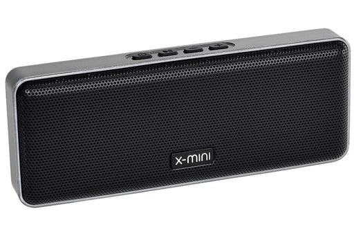 X-Mini Xoundbar Portable Bluetooth Speaker - Gunmetal Grey