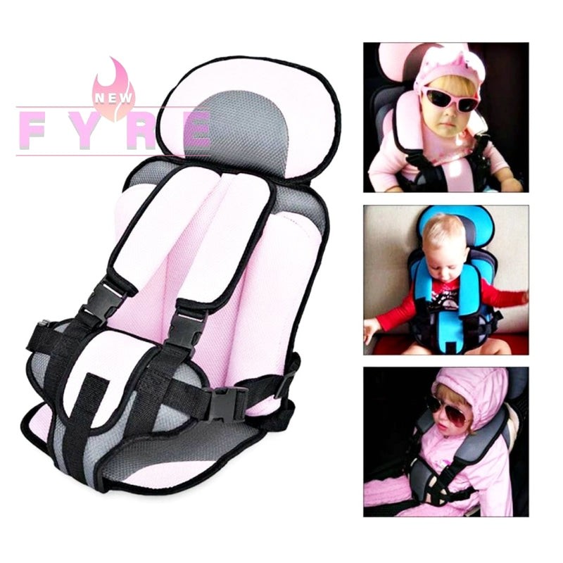 Portable Baby Car Seat Booster – - The FYRE That Was