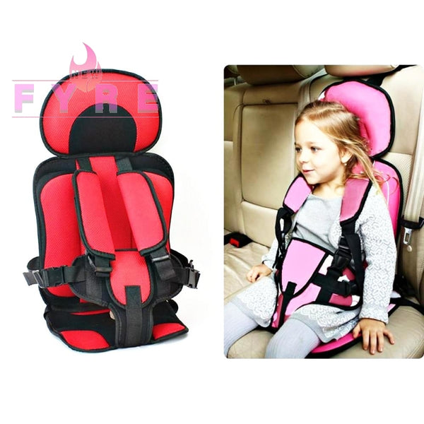 Portable Baby Car Seat Booster