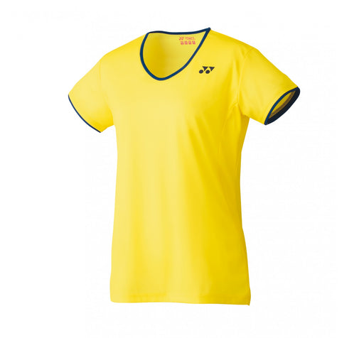 2020-1 TOURN LADY T-SHIRT LIGHT YELLOW