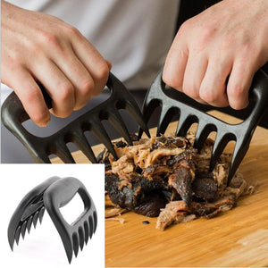 Meat Claws BBQ Tool Shreds Meat in a Flash