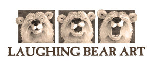 Laughing Bear Art