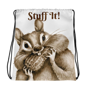 'Stuff It!' Drawstring Bag