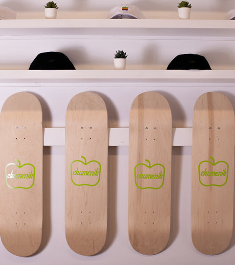 Green Apple Skateboard Shop: A History Lesson