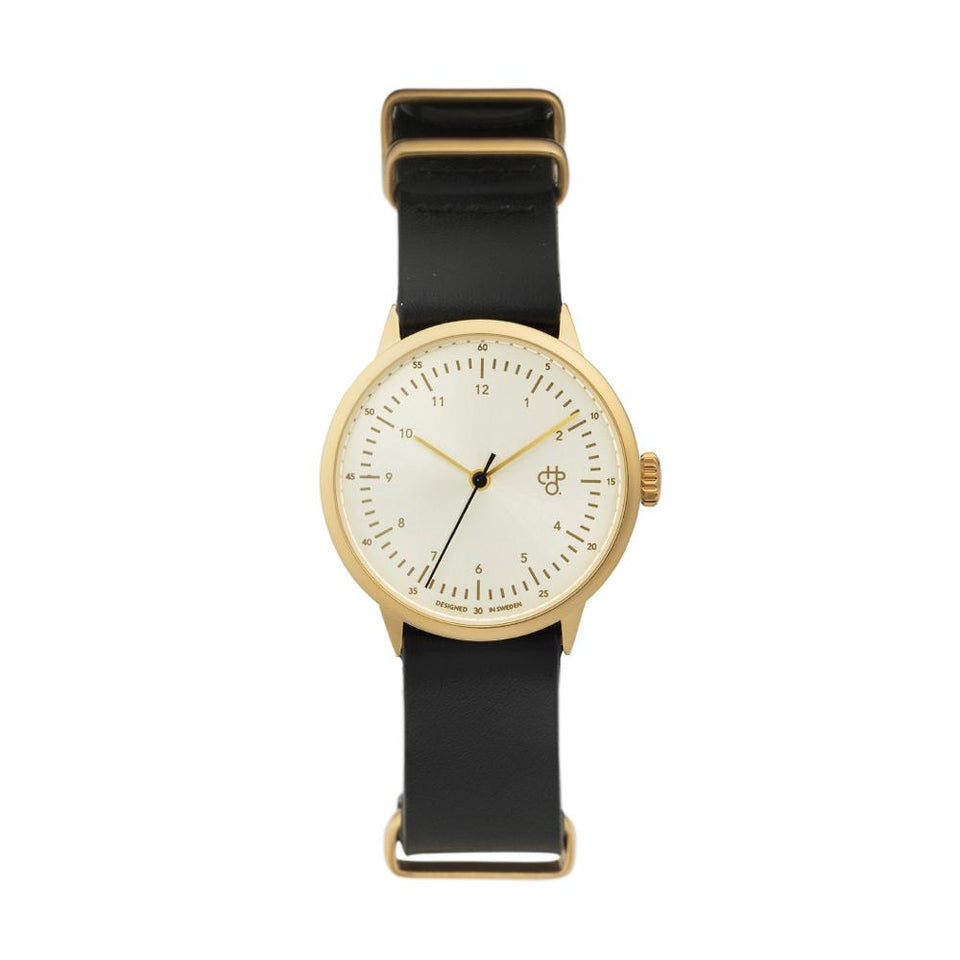 HAROLD MINI | Gold/White/Black