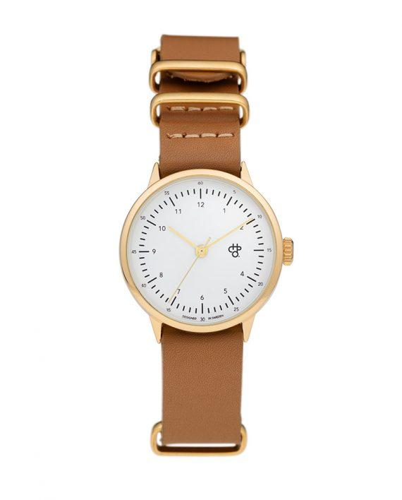 HAROLD MINI | Gold/Brown